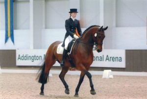U21's FEI Junior Champion